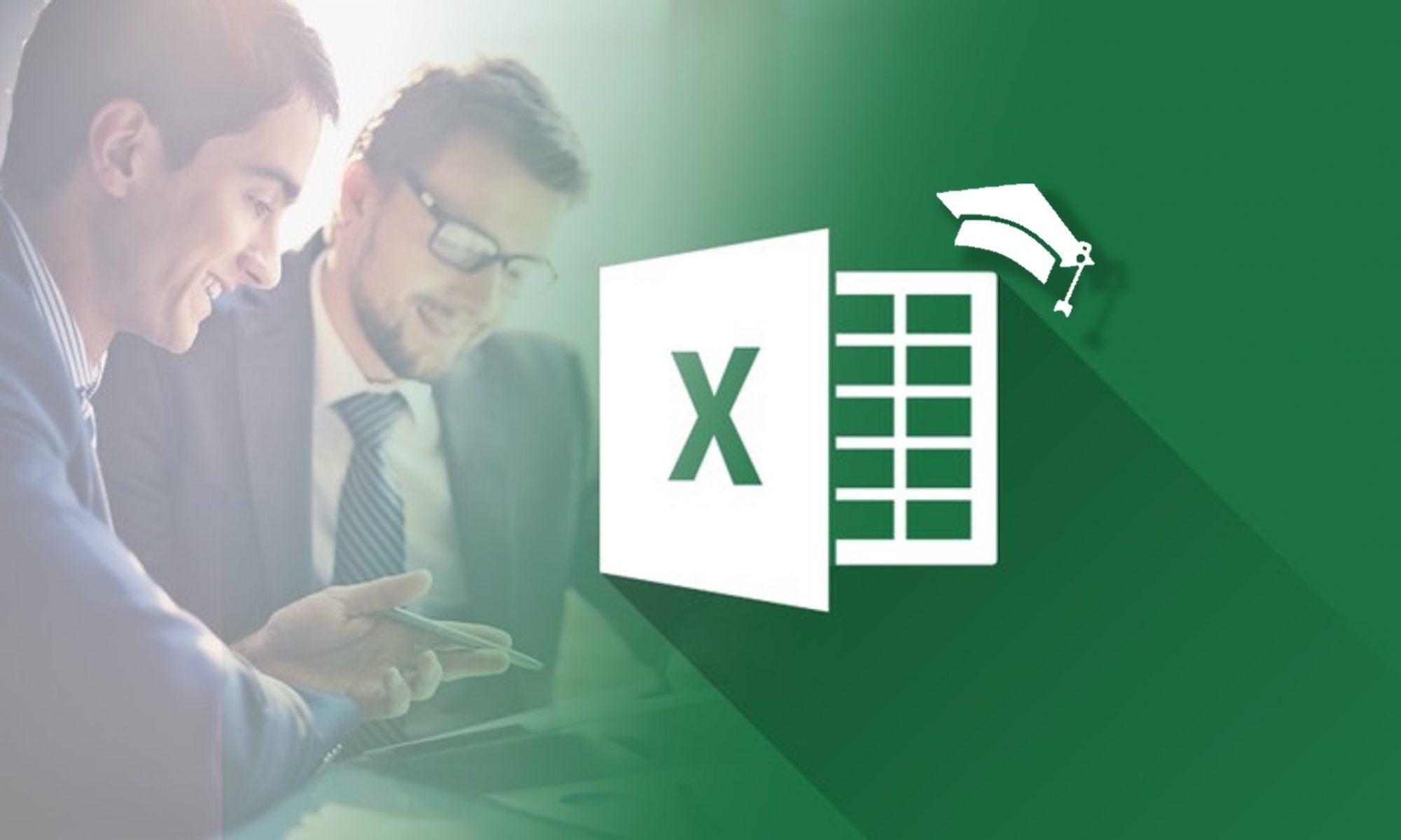 Microsoft Excel Básico On-Line del 7 al 11 de enero 2019
